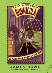It Came From Beneath The Bed (Tales From the House of Bunnicula)