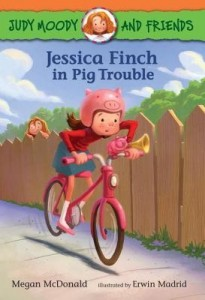 Judy Moody and Friends, Book 1:  Jessica Finch in Pig Trouble