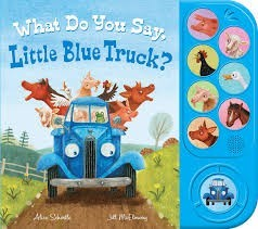 what do you say little blue  HMH Books for Young Readers