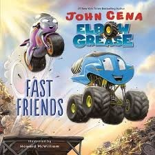 Elbow Grease Fast Friends by John Cena