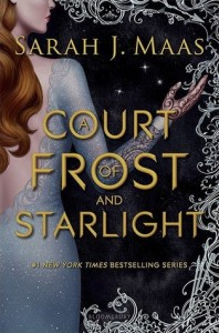 Court of Thorns and Roses, Book 4:  Court of Frost and Starlight