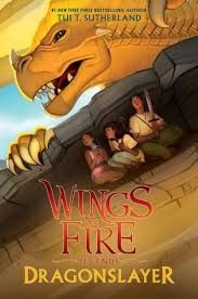 wings of fire legends dragonslayer