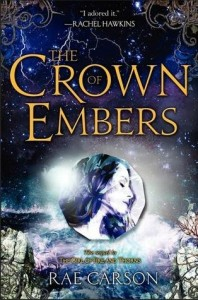 Girl of Fire and Thorns, Book 2:  Crown of Embers