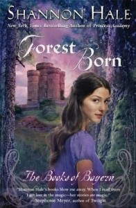Books of Bayern:  Forest Born