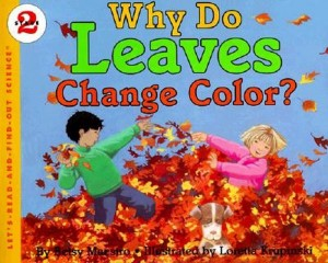 Let's Read and Find Out Science: Why Do Leaves Change Color?, Stage 2