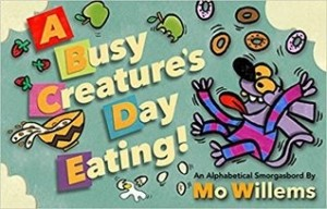 Busy Creature's Day Eating