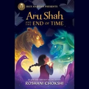 Pandavi, Book 1:  Aru Shah and the End of Time
