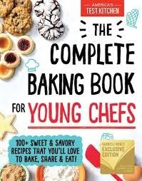 complete baking book for kids