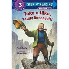 step into reading take a hike