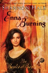 Books of Bayern:  Enna Burning