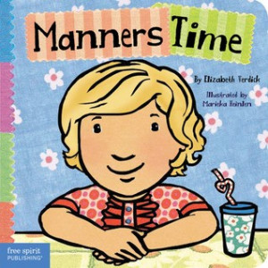 Manners Time  (Toddler Tools Series)