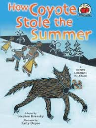 how coyote stole the summer