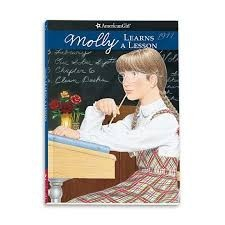 Molly, Book 2: Molly Learns a Lesson: A School Story (American Girl 1944)