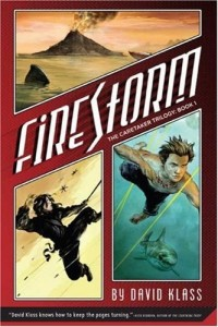 Caretaker's Trilogy:  Firestorm, Book 1