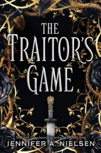 Traitor's Game  (Traitor's Game, Book 1)