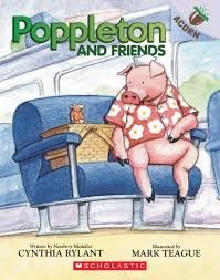 poppleton and friends acorn book