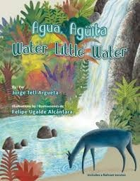 Agua, Agüita/ Water, Little Water (Spanish and English Edition)