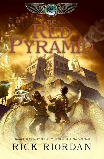 Kane Chronicles:  Red Pyramid, The  (Book One)