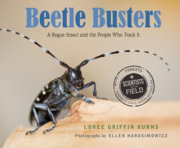 Beetle Busters: A Rogue Insect and the People Who Track  It (Scientists in the Field Series)