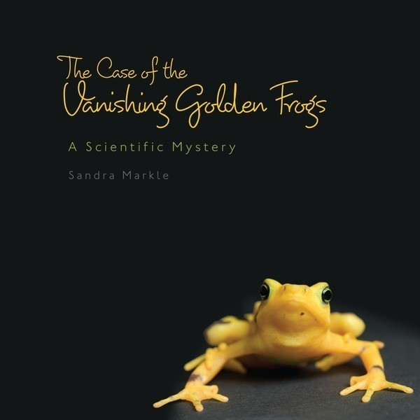 Case of the Vanishing Golden Frogs: A Scientific Mystery