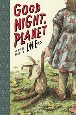 Good Night Planet A Toon Book, Level 2