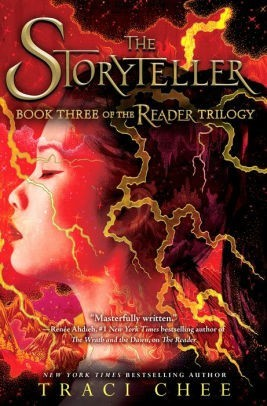 The Reader, Book 3:  The Storyteller  (Sea of Ink and Gold Trilogy)
