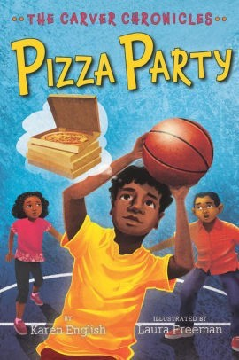 Carver Chronicles Book 6:  Pizza Party