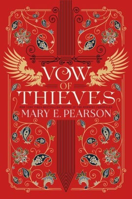 Dance of Thieves, Book 2:  Vow of Thieves