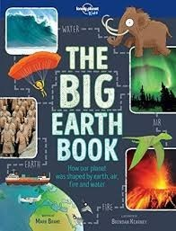Big Earth Book (Lonely Planet Kids)   (The Big Earth Book)