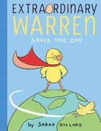 Extraordinary Warren Book 2:  Extraordinary Warren Saves the Day