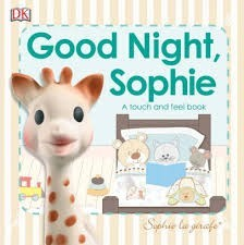 DK Touch and Feel  Good Night Sophie
