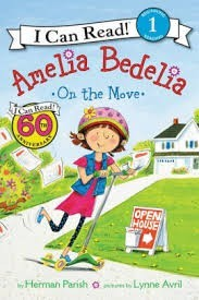 Amedlia Bedelia On the Move  ( I Can Read Level 1)