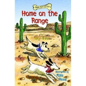 Down Girl and Sit: Home on The Range