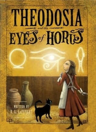 Theodosia and the Eyes of Horus, Book 3