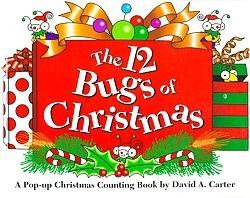 The 12 Bugs of Christmas   A Pop-Up Christmas Counting Book