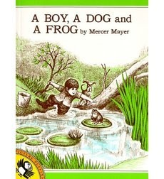 A Boy, A Frog and A Dog