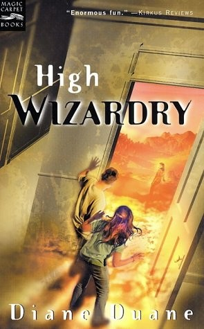 Young Wizards, Book 3:  High Wizardry