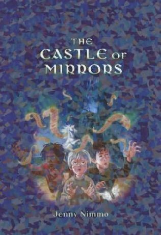 Charlie Bone, Book 4:  Charlie Bone and the Castle of Mirrors