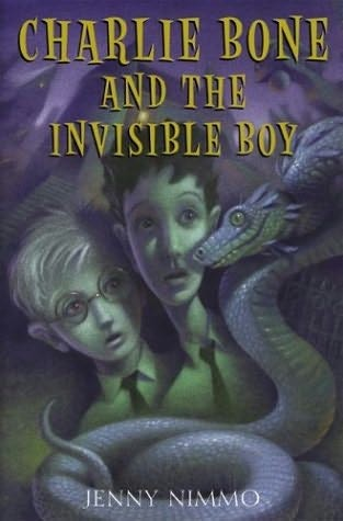 Charlie Bone, Book 3:  Charlie Bone and the Invisible Boy