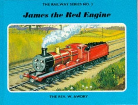 Thomas the Tank:  James the Red Engine
