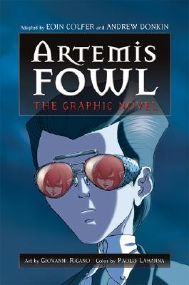 Artemis Fowl The Graphic Novel A Book And A Hug