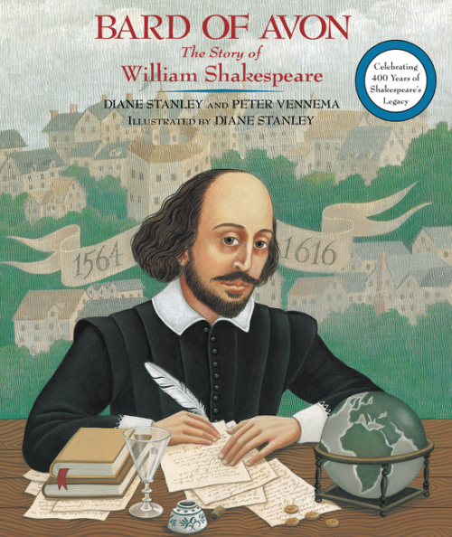 tribute to shakespeare