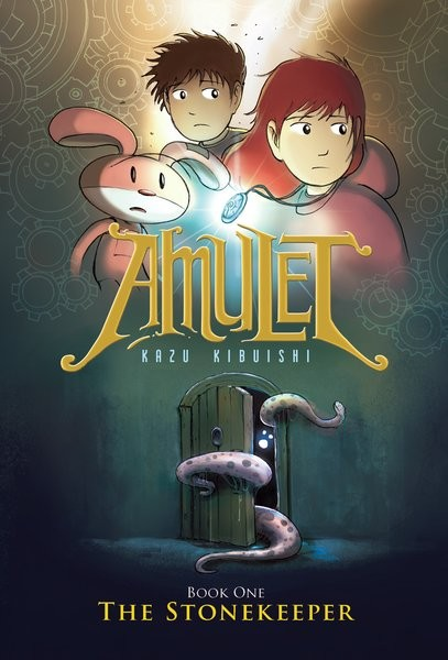 Amulet, Book 1:  The Stonekeeper
