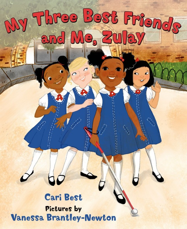 My Three Best Friends And Me Zulay A Book And A Hug