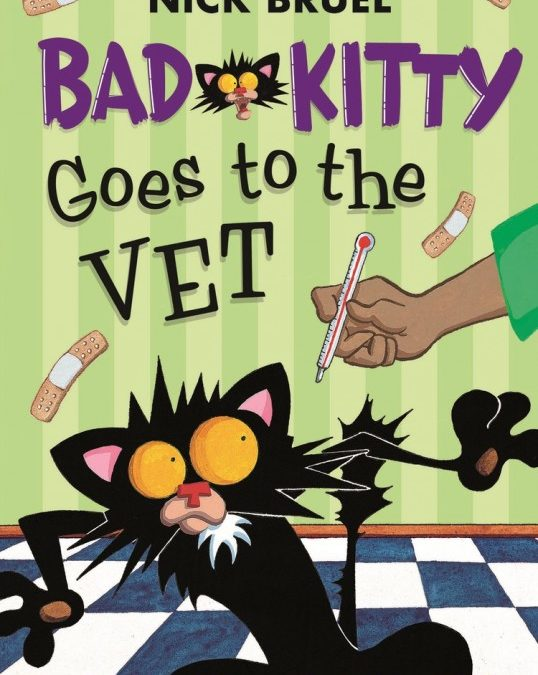 Bad Kitty Goes to the Vet
