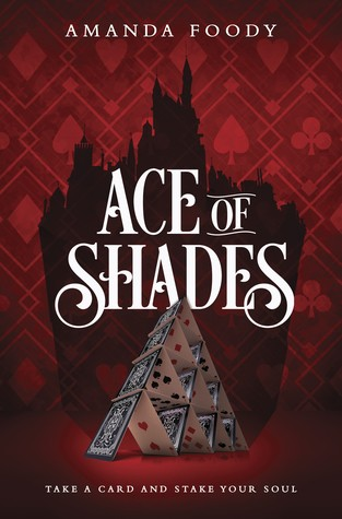 Shadow Game, Book 1:  Ace of Shades